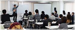 株アカデミーセミナー風景